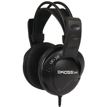 Koss Ur-20 Home Headphones 0