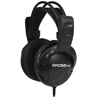 Koss UR-20 Home Headphones by Stereophone (B00005N9D3) | Amazon Products