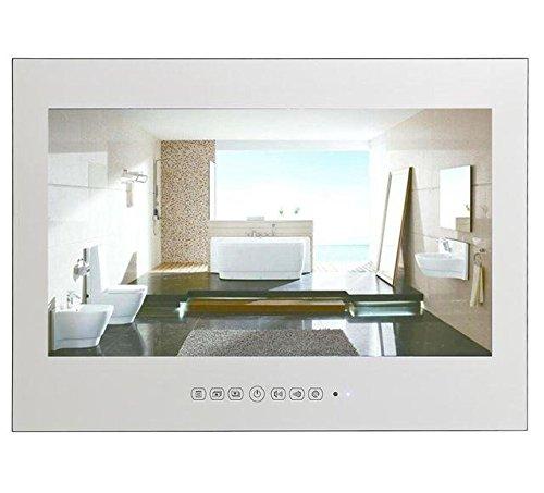 HITSAN souria ip66 32 inch mirror bathroom tv waterproof led tv hotel led waterproof mirror tv full hd 1080p by HITSAN