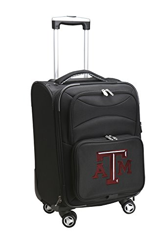 Denco NCAA Texas A&M Aggies Domestic Carry-On Spinner, 20-Inch, ()