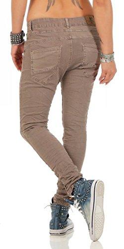Noir 36 Bleu Femme Gris Jeans LEXXURY Stq8w
