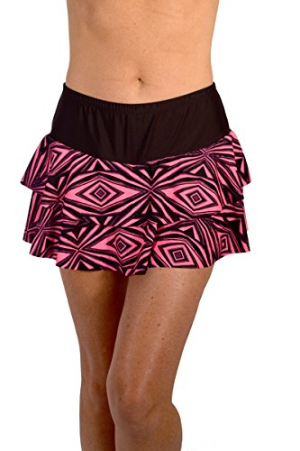 - Show No Love Tennis: US Open Collection Ruffle Skirt(Size XS)