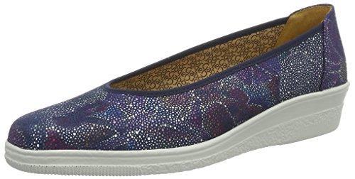 4 Blu Gabor River 86 Ballerini Shoes Donna 66 E6wXAqw