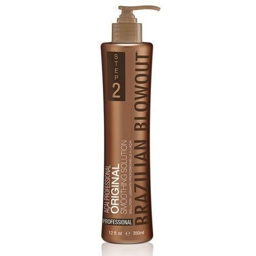 Brazilian Blowout Original Professional Solution Step 2 (12 oz) by Brazilian Blowout
