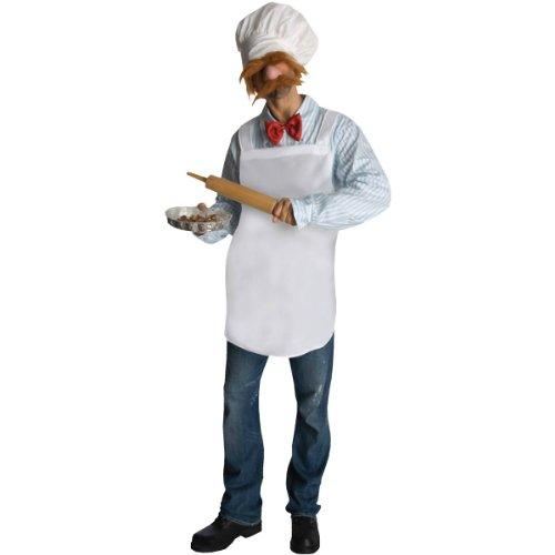 Mens Chef Cooks Halloween Costumes