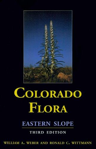 Download Colorado Flora: Eastern Slope, Third Edition ebook