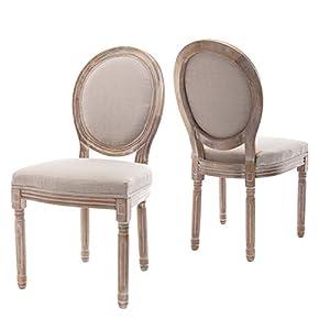 41t%2B3Nt55uL._SS300_ Coastal Dining Accent Chairs & Beach Dining Accent Chairs
