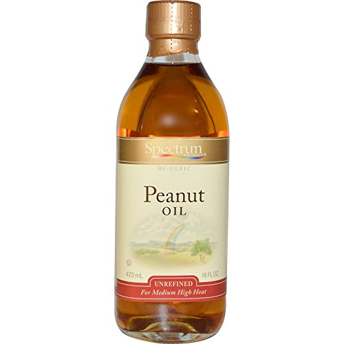 Spectrum Unrefined Peanut Oil 16