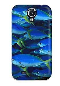 DavidMBernard Galaxy S4 Well-designed Hard Case Cover Fish Protector