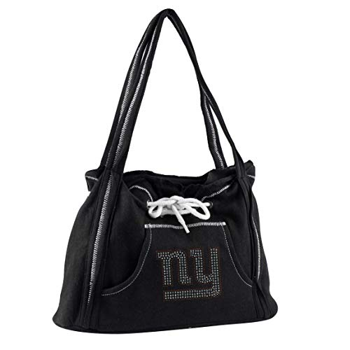 Genuine Jersey Nfl Black Football - NFL New York Giants Hoodie Purse