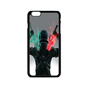 Green and red sword warrior Cell Phone Case for Iphone 6