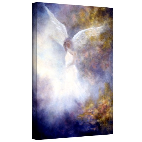 Art Wall Marina Petro The Guardian Gallery Wrapped Canvas Art, 18 by (Angel Canvas Art)