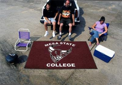 Mesa State College Ulti-Mat 60''x96'' by Fanmats