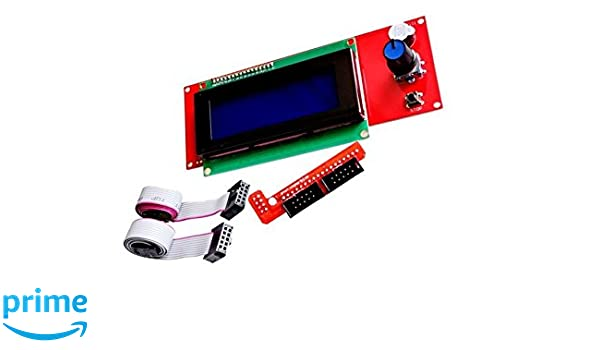 Amazon.com: ZkeeShop 2004 LCD Smart Display Controller ...