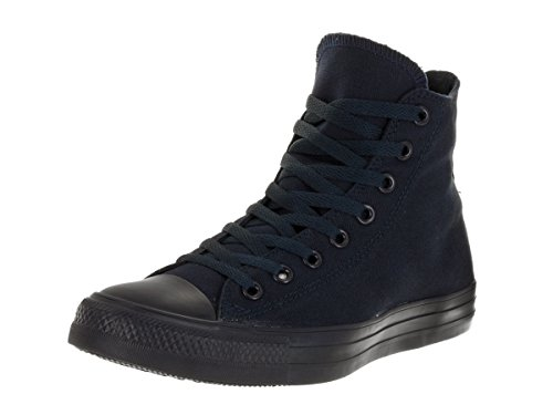 Converse All Star High - Zapatillas abotinadas Unisex adulto Twilight black