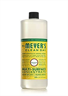 product image for Mrs. Meyer's Clean Day Multi-Surface Cleaner Concentrate, Use to Clean Floors, Tile, Counters, Honeysuckle Scent, 32 oz