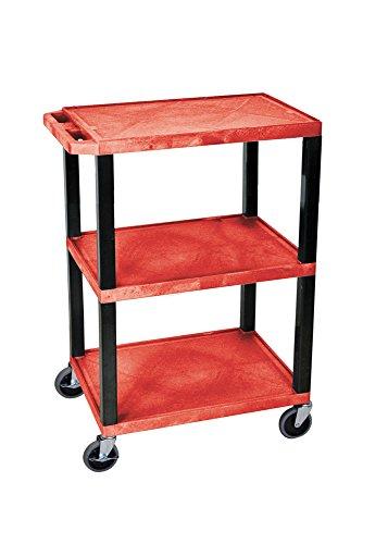 H WILSON WT34RS Commercial Busing Cart Shelf, 34