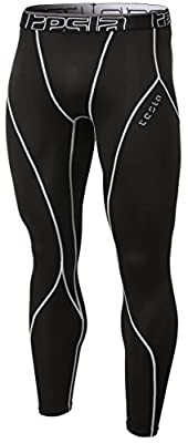 Tesla Men's Thermal Wintergear Compression Baselayer Pants Leggings Tights YUP21/YUP33/YUC32/P33/P43