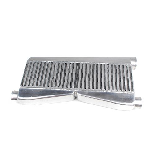 (Rev9Power Rev9_IC-007; Twin Turbo Intercooler Type 1)