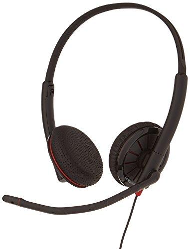 Plantronics Blackwire C325-M Headset - Stereo - Mini-phone -