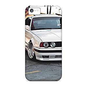 New Arrival Cases Specially Design For Iphone 5c (white Bmw)