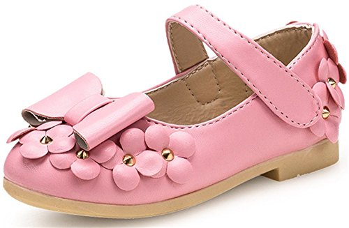 ppxid-little-girls-sweet-bowknot-flowers-soft-velcro-princess-shoes-pink-11-us-size