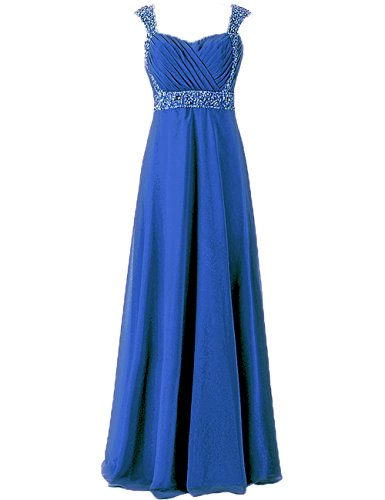 Bridesmaid Chiffon Long Sleeve Blue JAEDEN Party Dresses Lime Prom Gown Cap q5AwxCwdt
