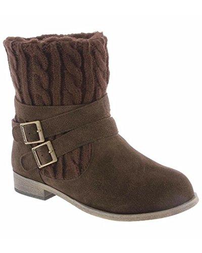 Boot Shania Womens BEARPAW BEARPAW Womens Chocolate qwR0If