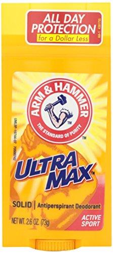 Arm & Hammer Ultramax Deodorant Antiperspirant Invisible ...