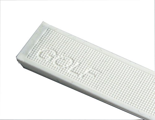 Ladies Woods Tiger Watch (White Silicone Rubber Watch Band to fit TAG Heuer Golf FT6008)