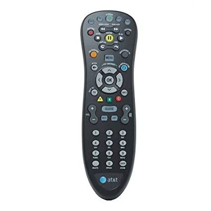amazon com at t uverse s10 s3 tv remote control for motorola rh amazon com AT&T U-verse Logo AT &T