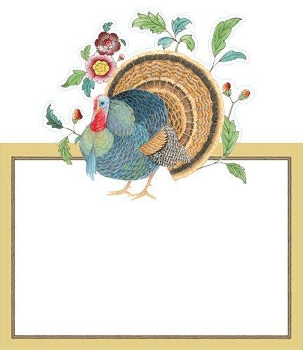 Caspari Thanksgiving Placecards Thanksgiving Dinner Table Decorations Thanksgiving Table Decor Thanksgiving Setting Pk 16