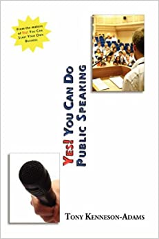 Book Yes You Can Do Public Speaking