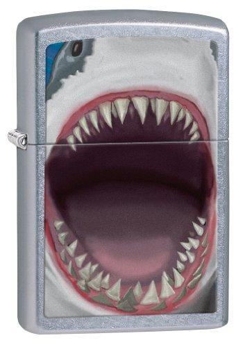 zippo shark teeth - 1
