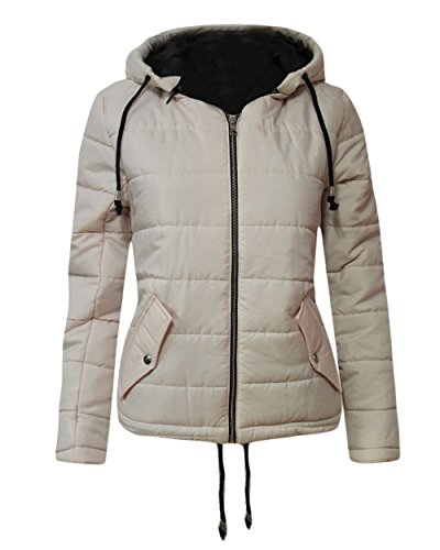 color Chaqueta Generation Fashion para guateada carne chaqueta mujer wBYRvq8x