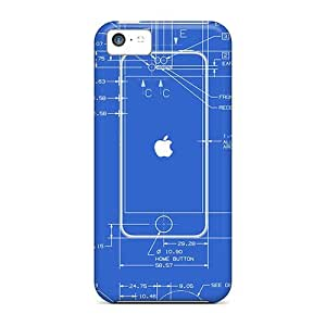 Iphone 5c Cases Covers With Shock Absorbent Protective WPB4060UDHa Cases