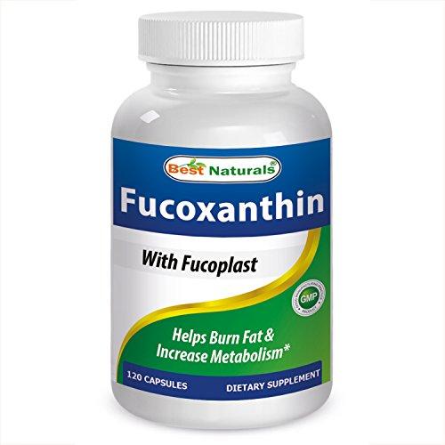 Best Naturals Fucoxanthin Fucoplast Capsules product image