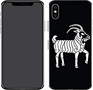 Switch iPhone X Skin Capricorn Zs1 Bw