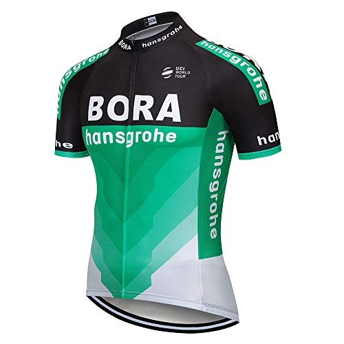 (Men's Cycling Jersey Set Bike Jersey Bicycle Shirts Summer Breathability Short Sleeve Clothing C156 (X, 4XL))