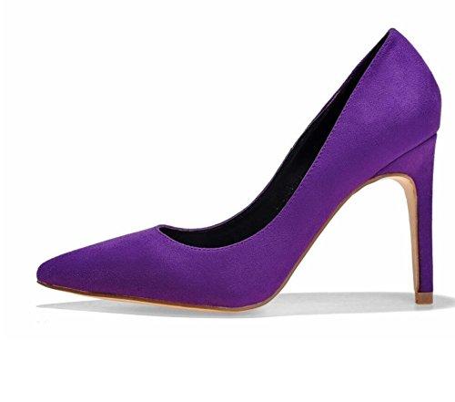 Treillis Un Humides Cm Femme Violet Chaussures De Chaussures Mariage En Avec Chaussures HGTYU 5 Seul Qui Ont Chaussures 39 Point 9 Des Deux Tous UIqZxwzOBp