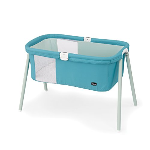 Chicco Lullago Travel Crib, Sky Review
