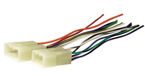 Scosche MC01B Wiring Harness for 1987-1993 Mitsubishi-Chrysler (Radio Code Mitsubishi)