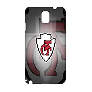 Fortune Kansas City Chiefs 3D Phone Case for Samsung Galaxy Note 3