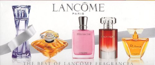 Amazon.com : Lancome The Best of Lancome Fragrance 5 Pcs Set : Beauty