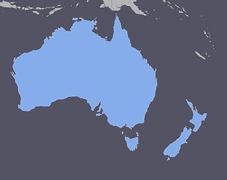 Garmin Australia Map 2020.Amazon Com Australia New Zealand Gps Map 2020 For Garmin