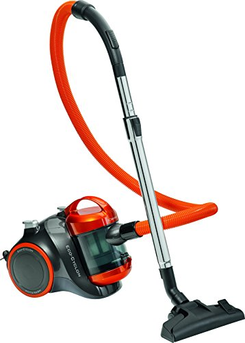 Bomann BS 9022 CB - vacuum cleaners (Cylinder, Home, Carpet, Hard floor, Anthracite, Orange, Dry, Metal)