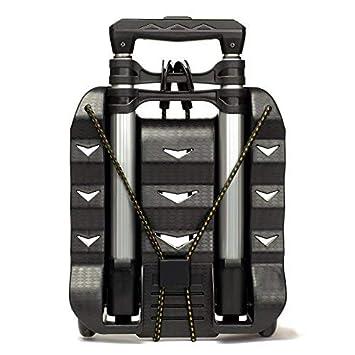 Amazon.com: Carro de equipaje plegable RMS – Camión de mano ...