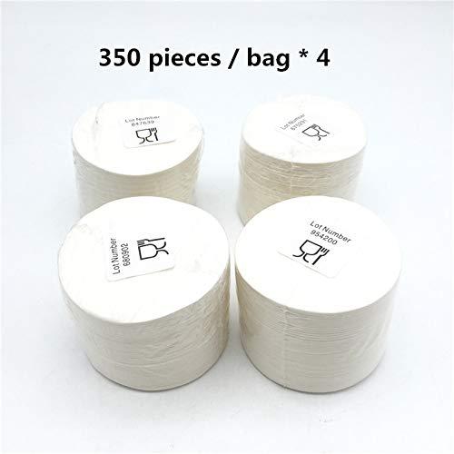 ShoppyStar - Filtro de papel para cafetera de 4 350 piezas para ...