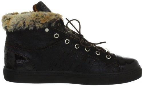Dlx Sneaker Marrone Q1905 Capetown Sconosciuto dark Brown braun Donna Q9022355305 USqcg