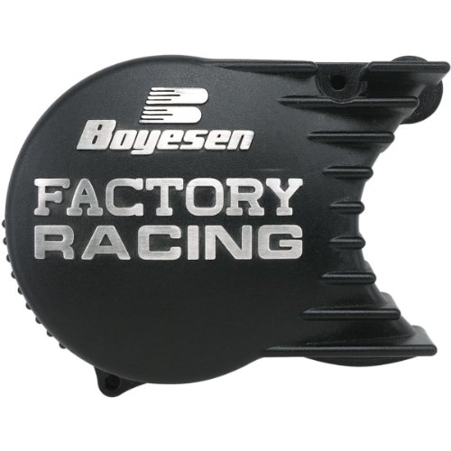 Boyesen SC-33B Black 'Factory Racing' Ignition Cover